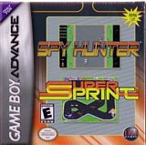 Spyhunter / Supersprint GBA