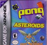 Asteroids / Pong / Yar's Revenge GBA