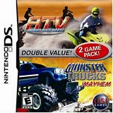 ATV Thunder Ridge Riders / Monster Trucks NDS