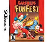 Garfield Fun Fest NDS