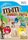 M&M's Beach Party WII