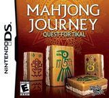 Mahjong: Journey Quest for Tikal NDS