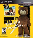 Naughty Bear Double Trouble PS3