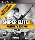 Sniper Elite III: Ultimate Edition PS3