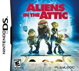 Aliens in the Attic NDS
