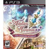 Atelier Rorona: The Alchemists of Arland PS3