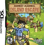 Monkey Madness Island Escape NDS