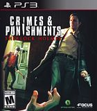 Crimes & Punishments: Sherlock Holmes PS3
