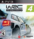 WRC 4: FIA World Rally Championship PS3