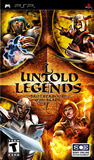 Untold Legends: Brotherhood Of Blade PSP