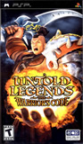 Untold Legends: Warriors Code PSP