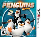 Penguins of Madagascar 3DS