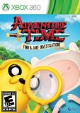 Adventure Time Finn and Jake Investigations Xbox 360