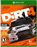 DiRT 4 - Day One Edition Xbox One