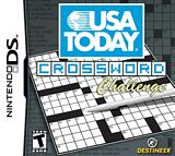 USA Today Crossword Challenge NDS