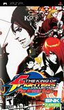 King of Fighters: Orochi Saga PSP