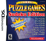 Ultimate Puzzle Games Sudoku Edition NDS