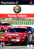 Alfa Romeo Racing Italiano PS2