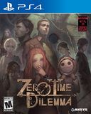Zero Escape: Zero Time Dilemma PS4
