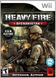 Heavy Fire: Afghanistan - The Chosen Few WII