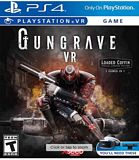 Gungrave VR - 'loaded Coffin' Edition PS4