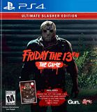 Friday The 13th: The Game Ultimate Slasher Edition PS4