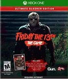 Friday The 13th: The Game Ultimate Slasher Edition Xbox One