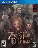 Zero Escape Zero Time Dilemma PSV
