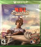 RBI Baseball 2017 Xbox One