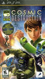 Ben 10: Ultimate Alien PSP
