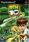 Ben 10: Protector of the Earth PS2