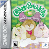 Cabbage Patch Kids: Patch Puppy Rescue GBA