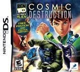 Ben 10 Ultimate Alien: Cosmic Destruction NDS