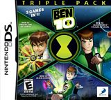 Ben 10 Triple Pack NDS
