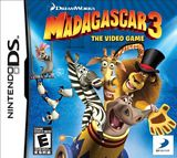Madagascar 3: The Video Game NDS