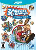 Family Party 30 Great Games: Obstacle Arcade Wii-U