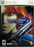 Perfect Dark Zero Collectors Ed (Tin Box) Xbox 360
