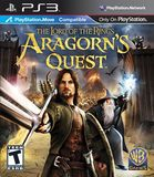 Lord of the Rings: Aragorn's Quest PS3