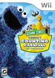 Sesame Street: Cookie's Counting Carnival WII