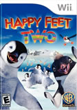 Happy Feet Two: The Videogame WII