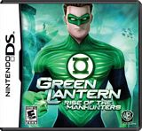 Green Lantern: Rise of the Manhunters NDS