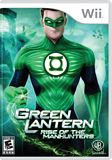 Green Lantern: Rise of the Manhunters WII