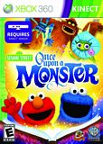 Sesame Street Monster Kinect Bundle Xbox 360