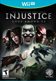 Injustice: Gods Among Us Wii-U