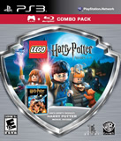 Lego Harry Potter Years 1-4 with Harry Potter and the Sorcerer's Stone Movie Combo Pack PS3