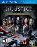 Injustice: Gods Among Us Ultimate Edition PSV