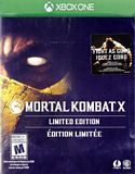 Mortal Kombat X Limited Edition Xbox One