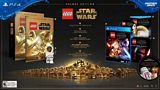LEGO Star Wars: Force Awakens Deluxe Edition PS4