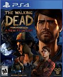 The Walking Dead: The Telltale Series A New Frontier PS4