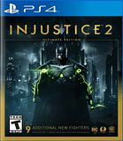 Injustice 2 Ultimate Edition PS4